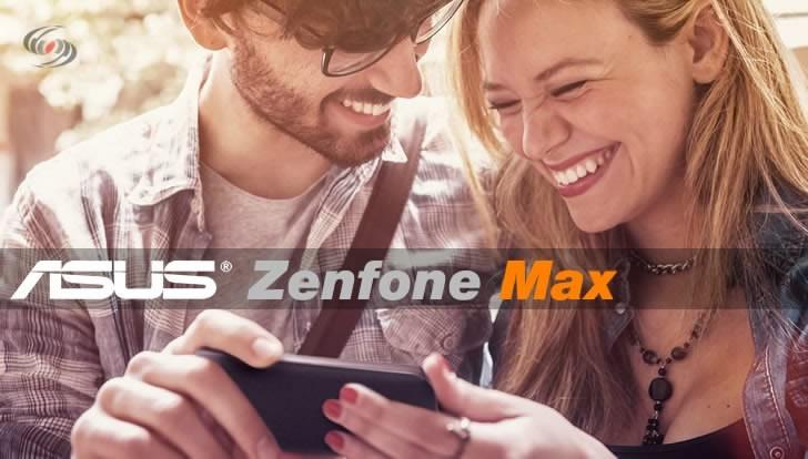 ASUS Zenfone Max - смартфон с 5000mAh батерия, Gorilla Glass 4 и лазерен автофокус