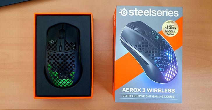 SteelSeries Aerox 3 10