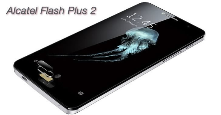 Alcatel Flash Plus 2 finger print