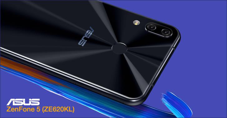 Asus ZenFone 5 ZE620KL black