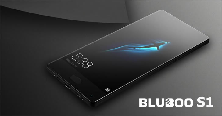 Bluboo S1 beauty