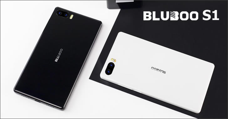 Bluboo S1 color