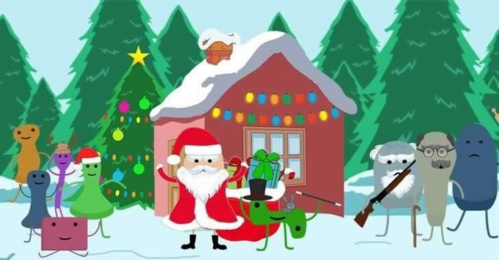 Christmas Fools – смешна коледна игра