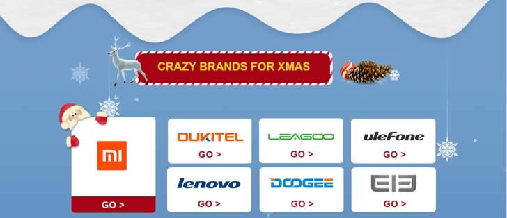 Crazy Brands for XMAS