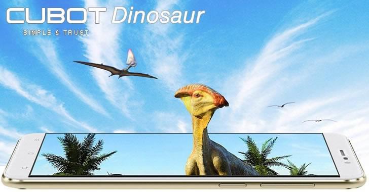 Cubot Dinosaur smartphone