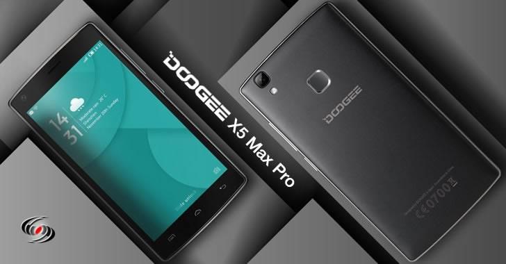 Doogee X5 Max Pro - бюджетен смартфон с много възможности и ниска цена