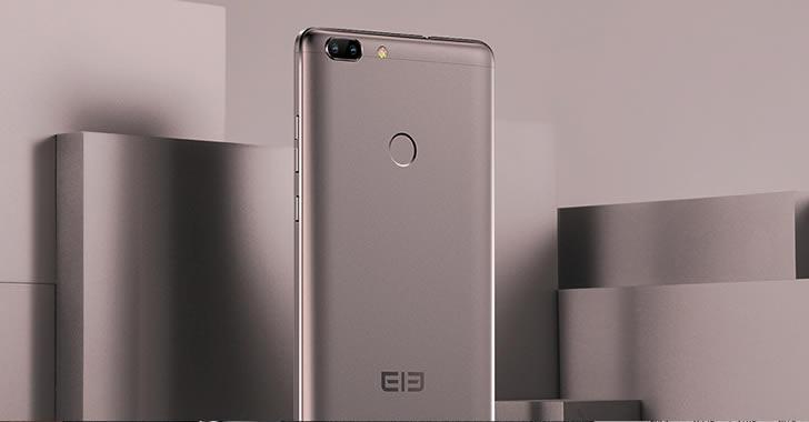 Elephone C1 Max gold
