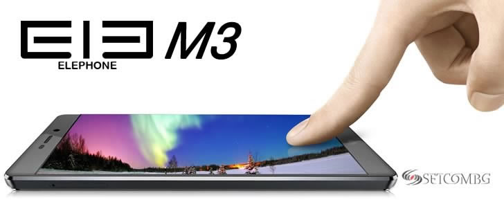 Elephone M3 Touch