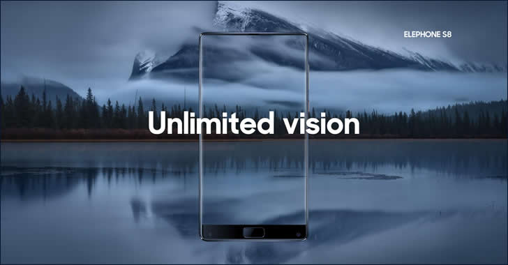 Elephone S8 vision