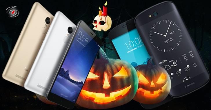 Halloween наближава - промоциите на яки аксесоари и смартфони стартираха