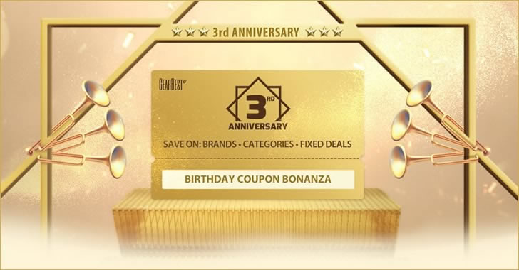 GeaBest 3Y coupon