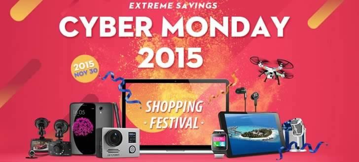 Cyber Monday в Gearbest
