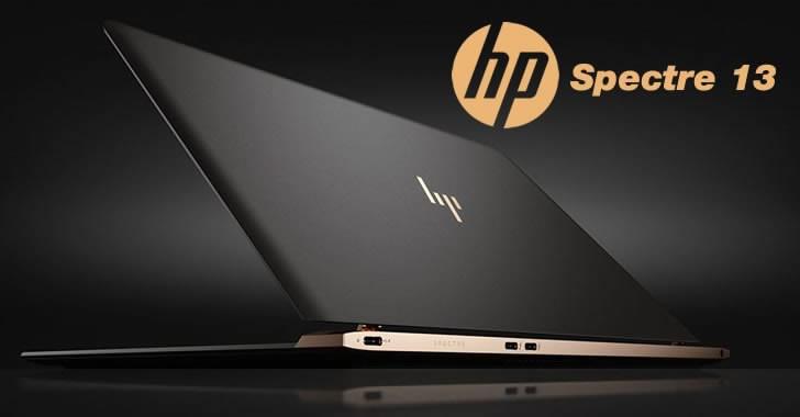 HP Spectre13