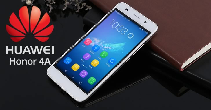 Huawei Honor 4A - бюджетен смартфон с 2GB RAM и Snapdragon процесор