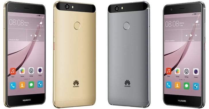 Huawei Nova colors