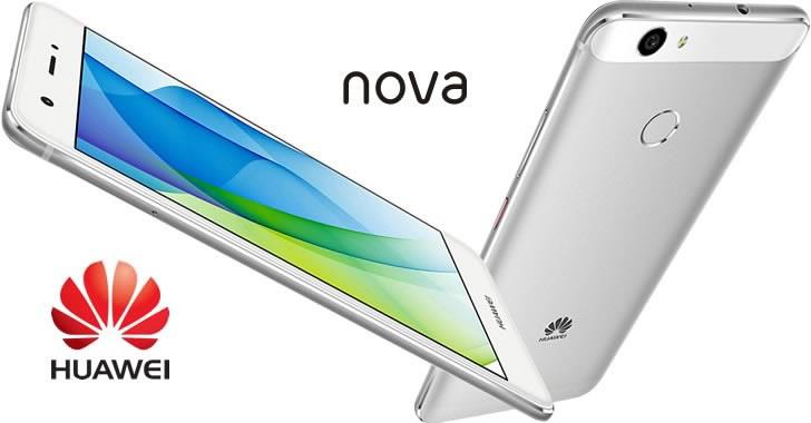 Huawei Nova - китайската компания търси владения в средния клас