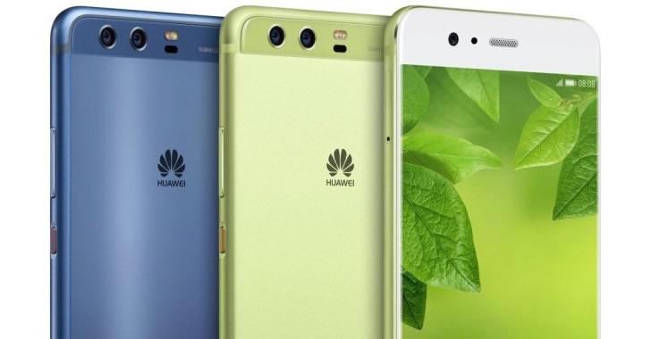 Huawei P10 и P10 Plus - без съществени новости с изключение на цвета