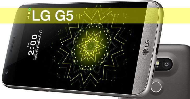 LG G5 изненадва с иновативен модулен дизайн