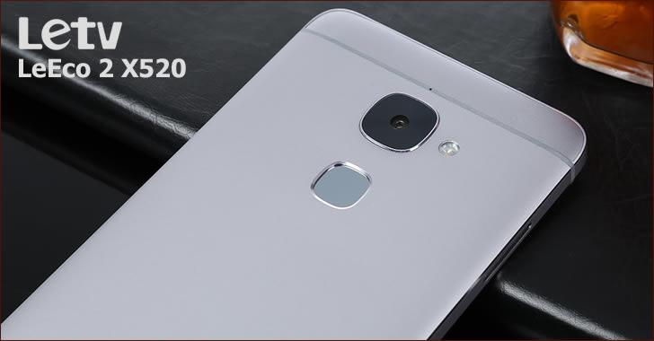 LeTV LeEco 2 X520 fingerprint