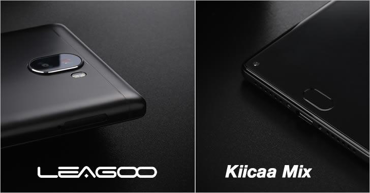 Leagoo Kiicaa Mix details