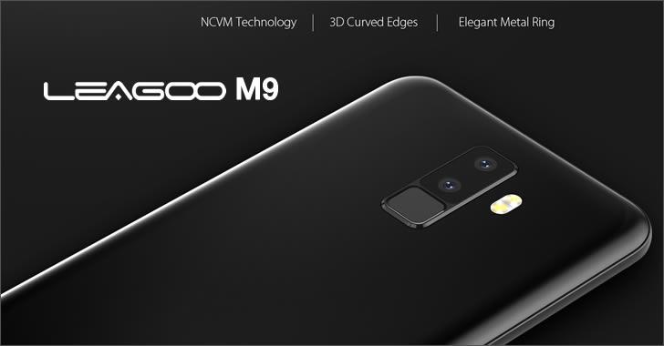 Leagoo M9 ring