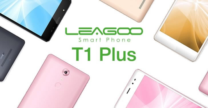 Leagoo T1 Plus colors