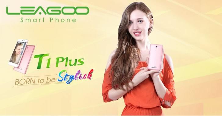 Leagoo T1 Plus - 5.5-инчов 4G смартфон с 3GB RAM и ниска цена