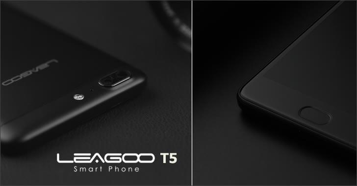 Leagoo T5 details