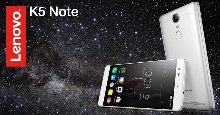 Lenovo K5 Note - метален корпус, Full HD екран и мощен хардуер на ниска цена