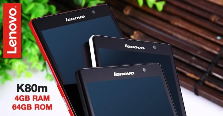 Lenovo K80m