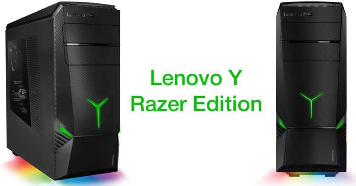 Lenovo и Razer започват съвместно производство на геймърски компютри