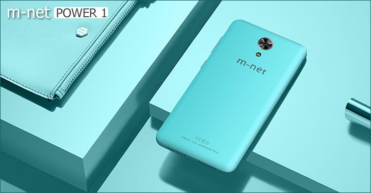 M-net Power 1 blue