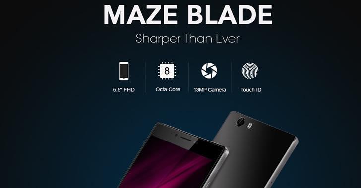 MAZE Blade 4G