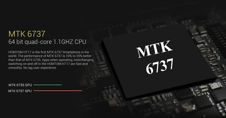 Mediatek MTK6737