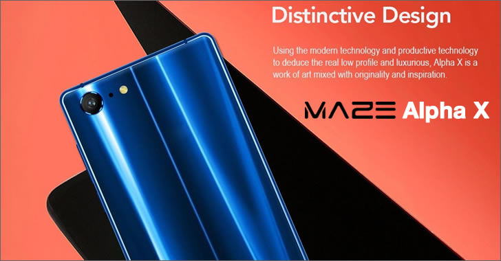 Maze Alpha X design