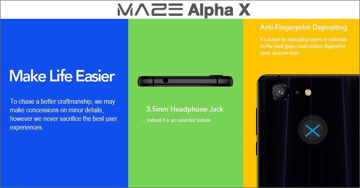Maze Alpha X extras 2