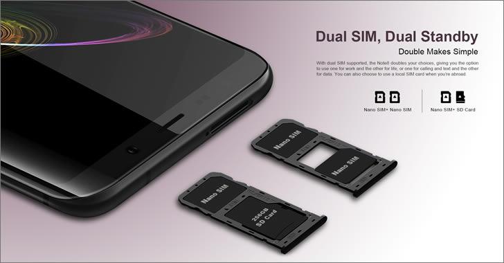 Meiigoo Note 8 dual SIM