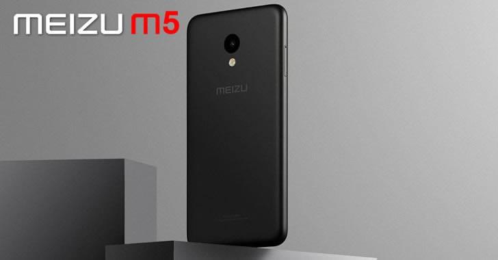 Meizu M5 B-W