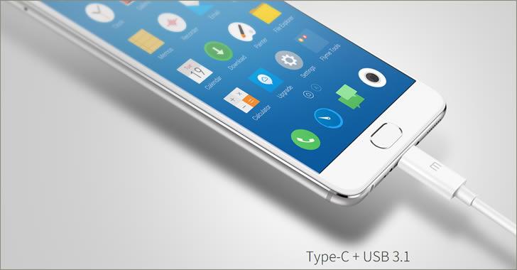 Meizu Pro 6 Plus USB C