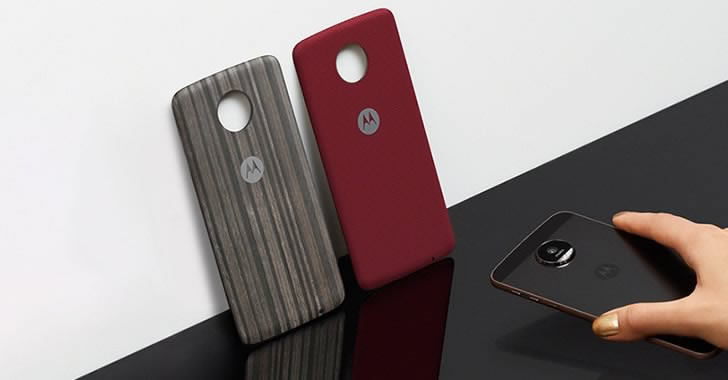 Motorola Phone Back Case