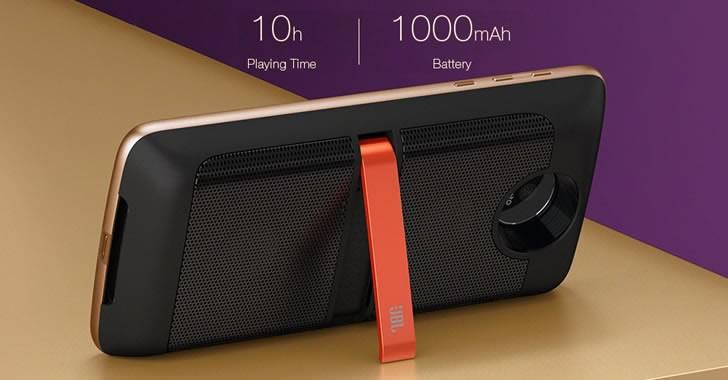 Motorola Mobile Stereo Speaker