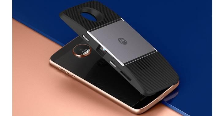 Motorola Phone Projector Module