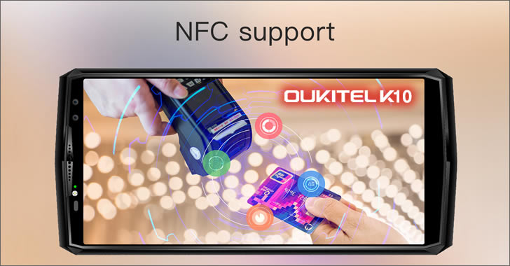 Oukitel K10 NFC