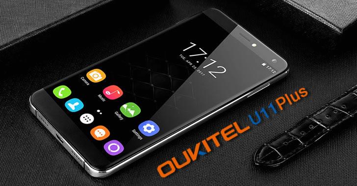 Oukitel U11 Plus - смартфон с голям екран, здрава батерия и много памет