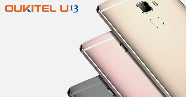 Oukitel U13 colors