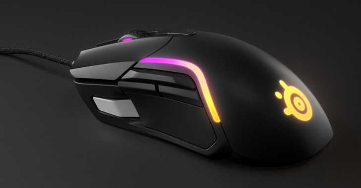 SteelSeries Rival 5 mouse