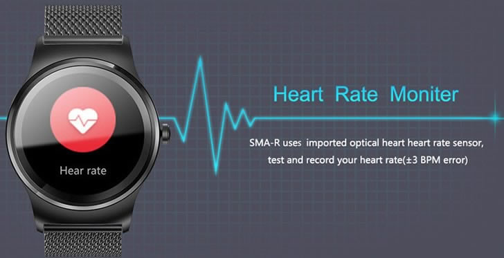 SMA-R heart rate