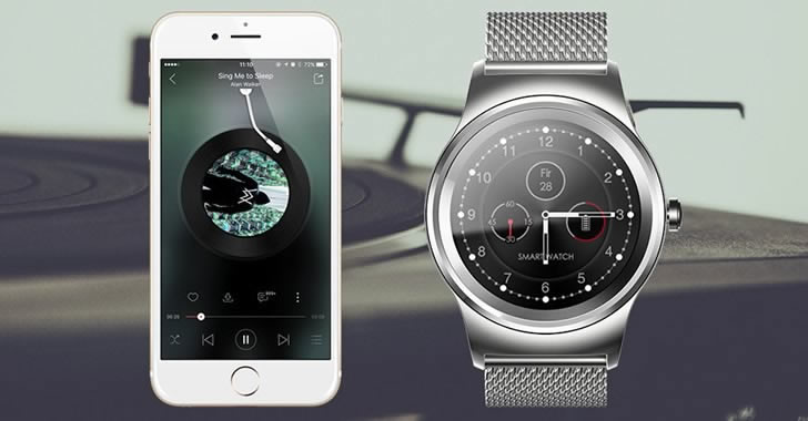 SMA-R smart watch