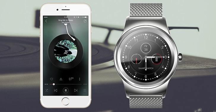 SMA-R smart watch