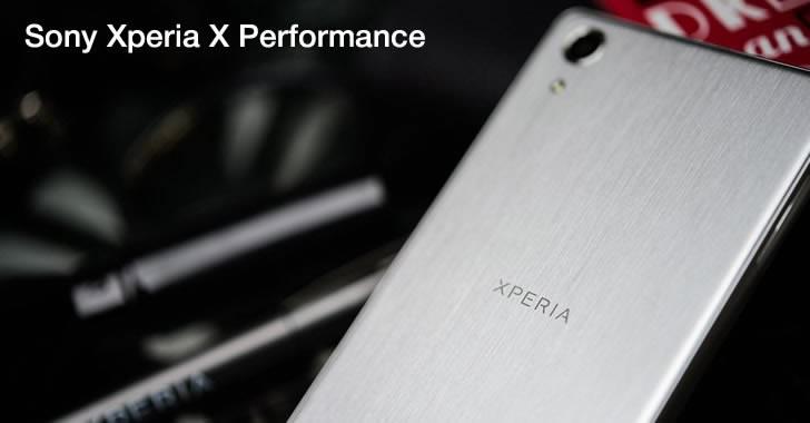 Sony Xperia X Performance вече е наличен във Vivacom